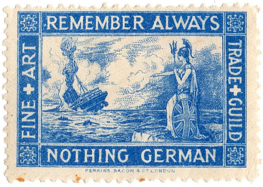 The Siman Act was one facet of a wave of anti-German sentiment after WWI.