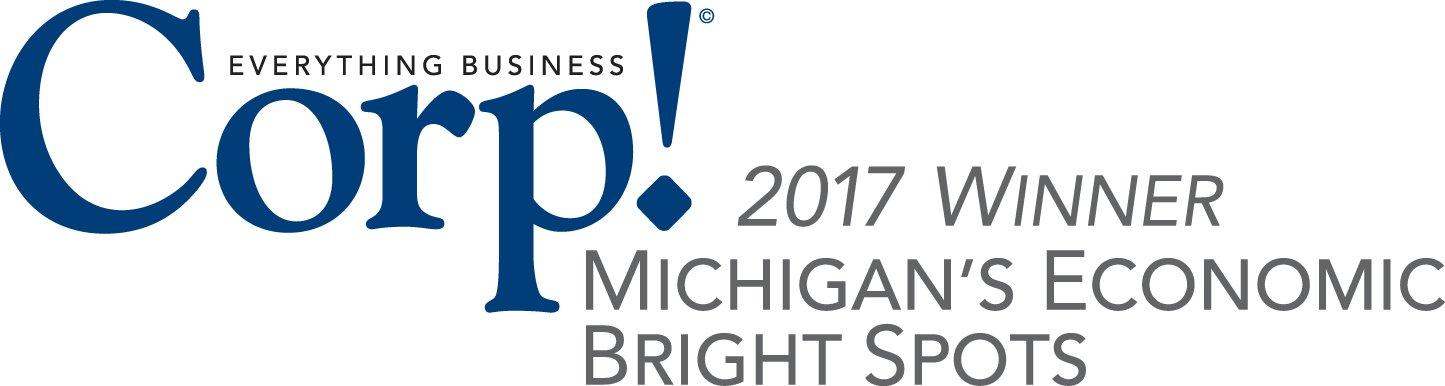 Bromberg named one of the 2017 Corp! Magazine Michigan's Economic Bright Spots Award Winners
