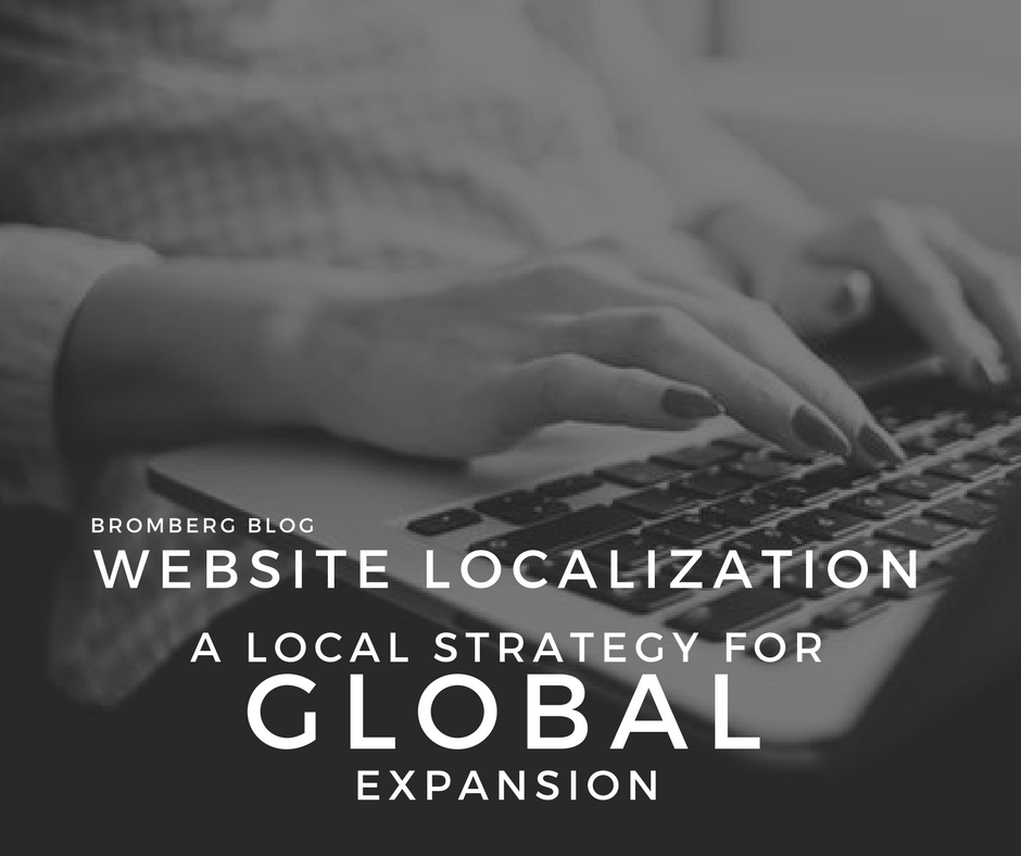 Website localization a localization strategy for global expansion