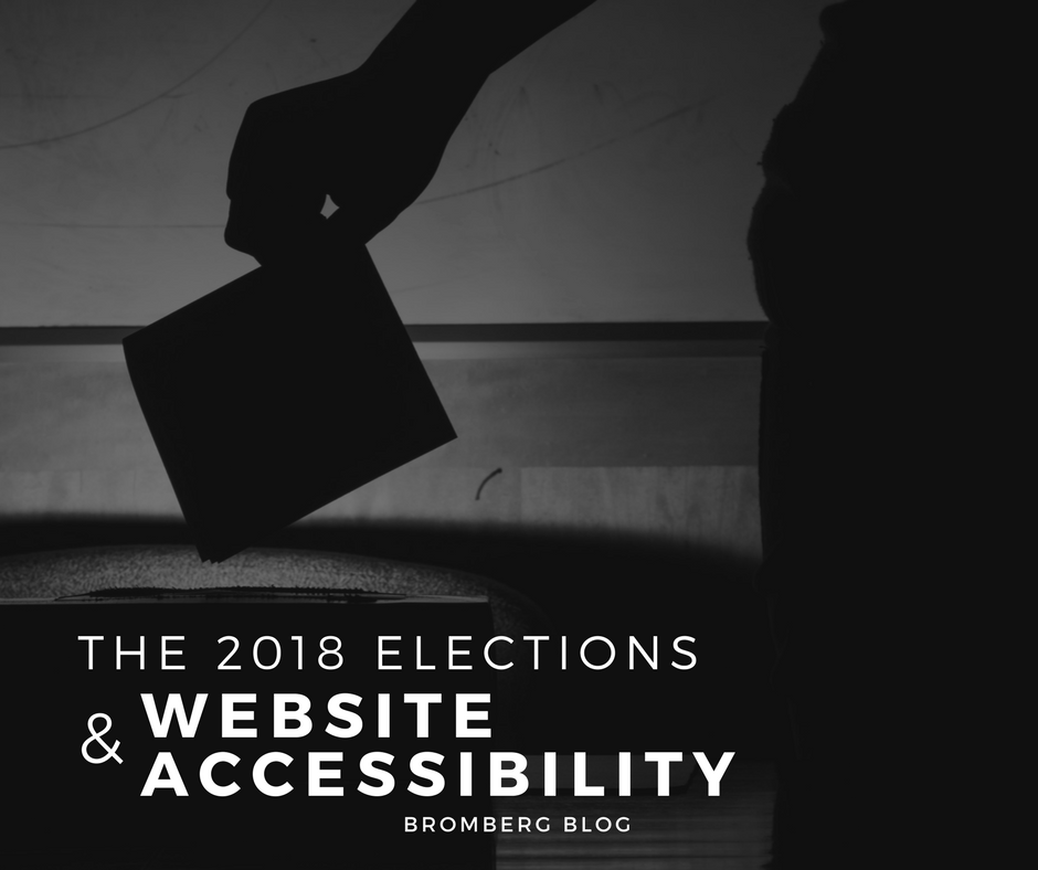 The 2018 Elections & Website Accessibility