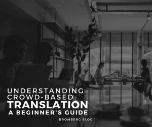 Understanding Crowd-Based Translation: A Beginner's Guide