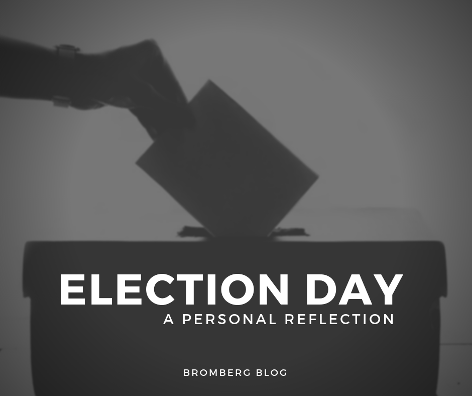 Election Day: A Personal Reflection