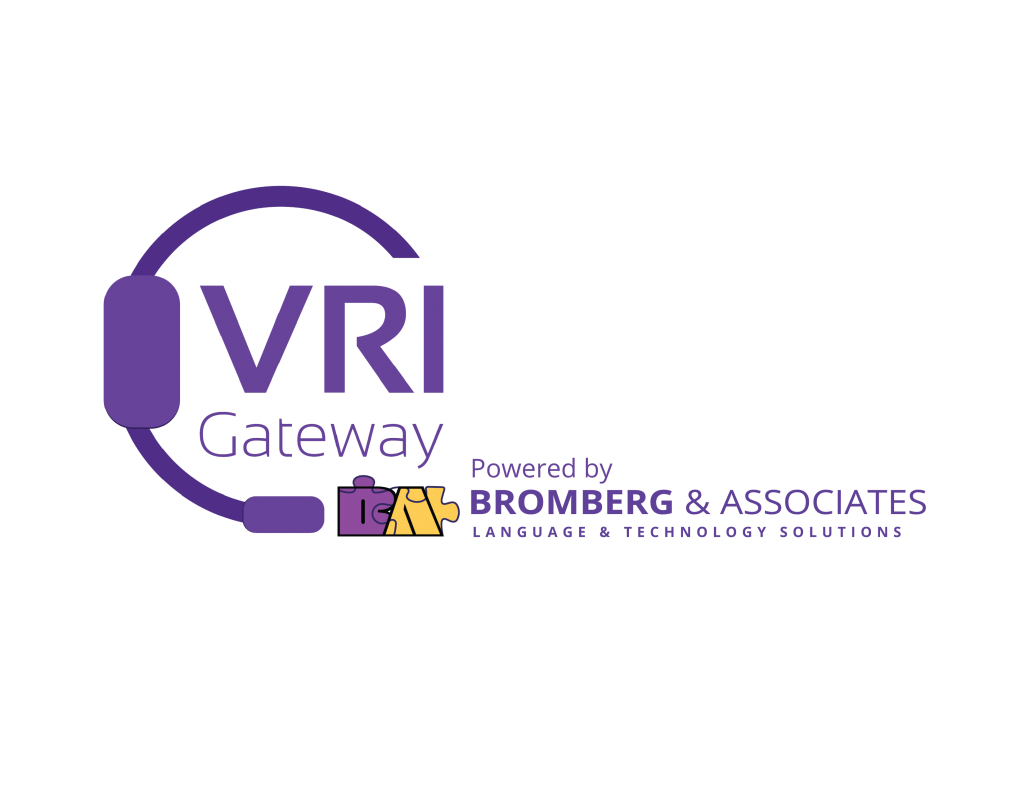 Video Remote Interpreting Gateway logo