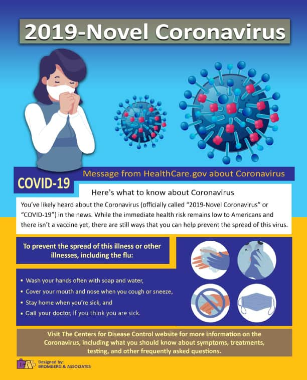 Corona virus facts in english