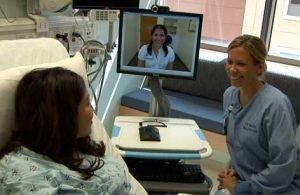 Healthcare remote interpreting with video