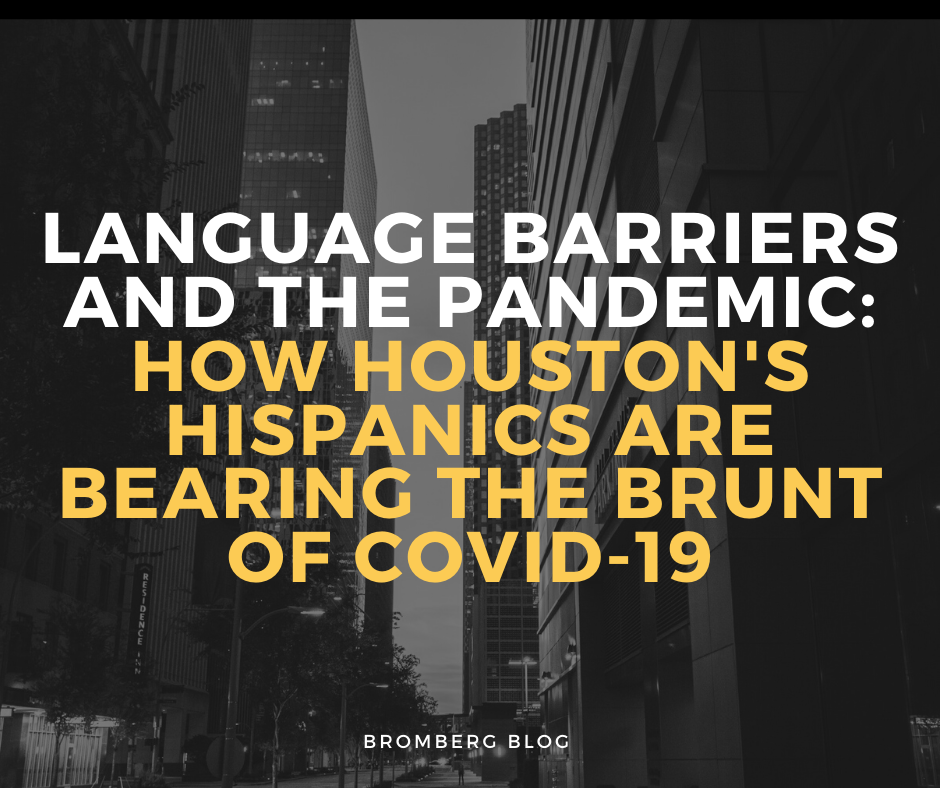 How Houston's Hispanics are Bearing the Brunt of COVID-19