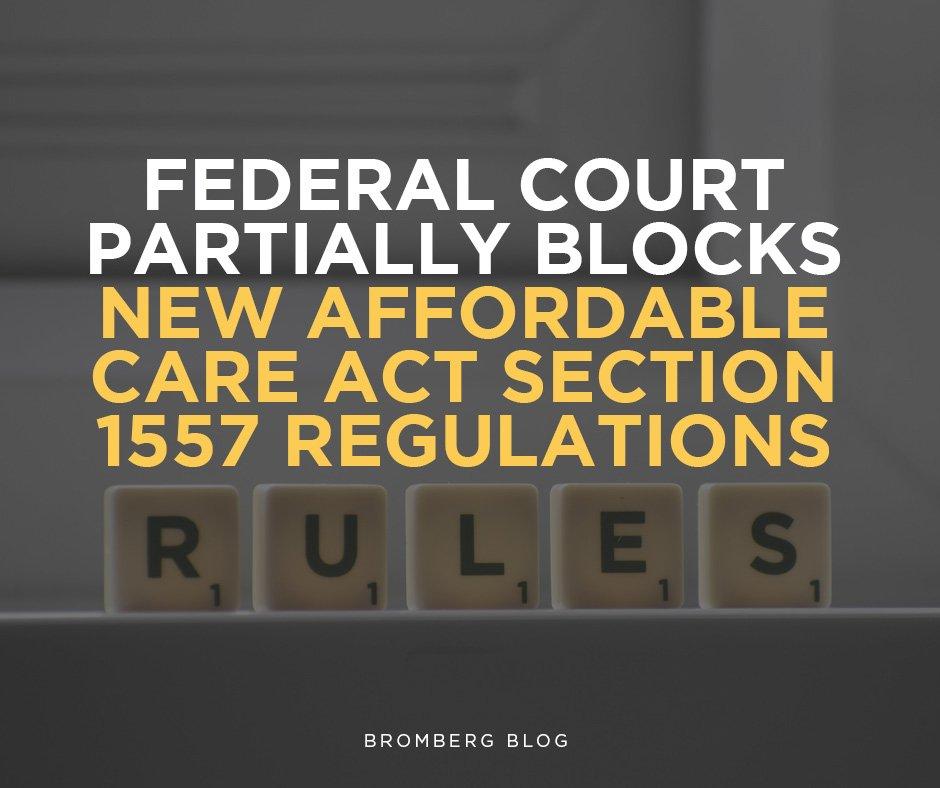 Federal Court partial Block